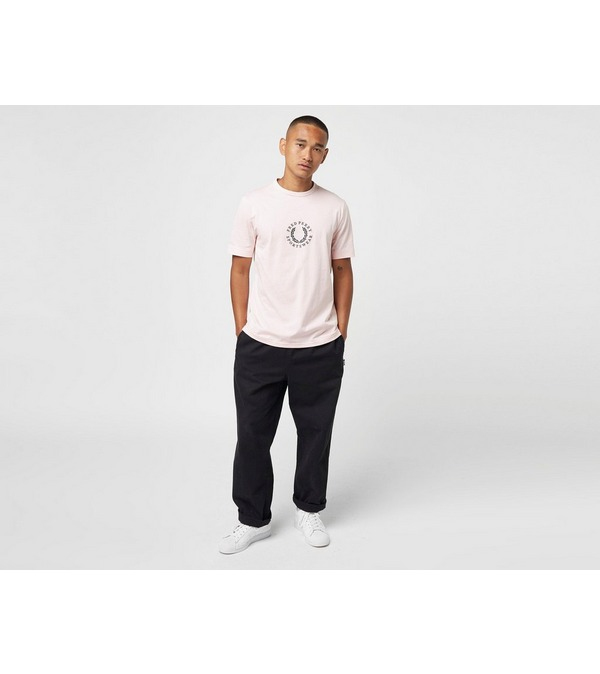 Fred Perry Emroidered T-Shirt