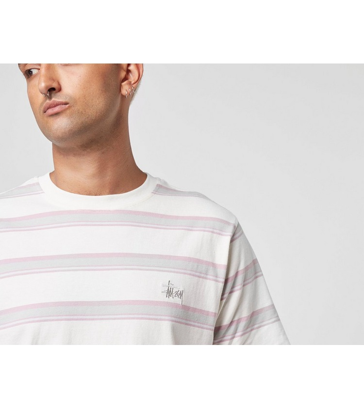 Stussy Harbour Stripe T-Shirt