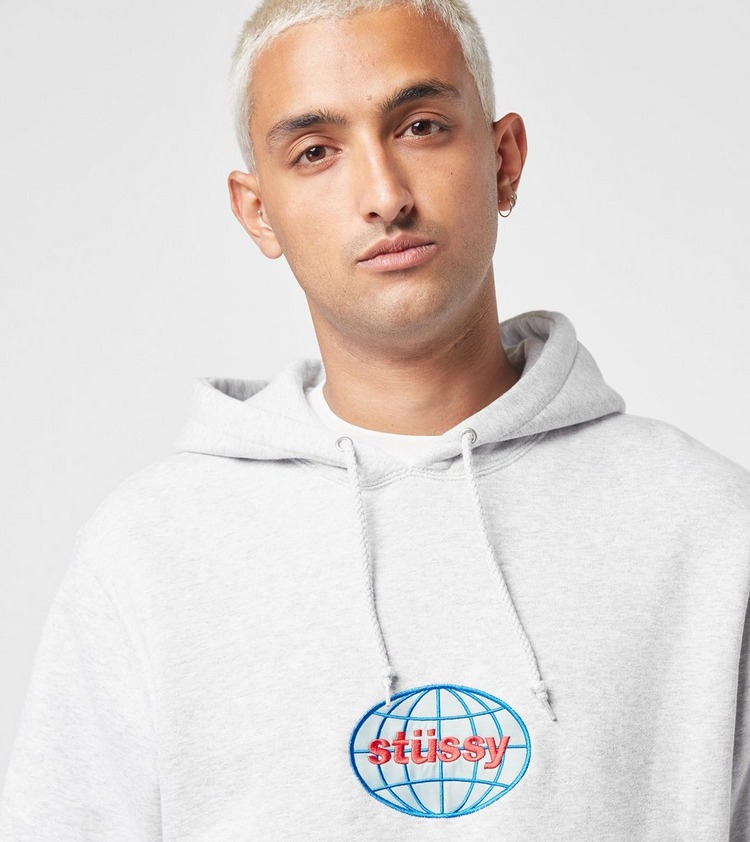 Stussy Global Applique Hoodie