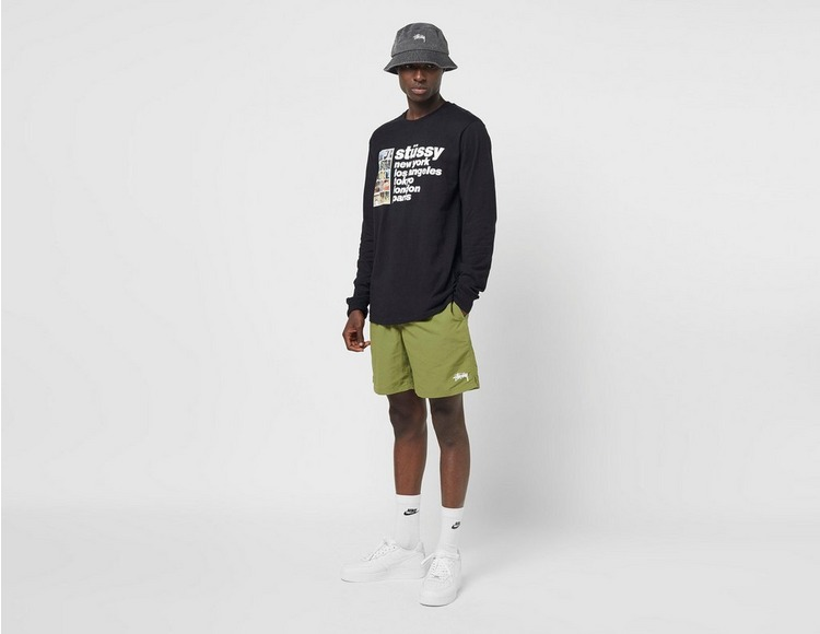 Stussy Italic Collage T-Shirt