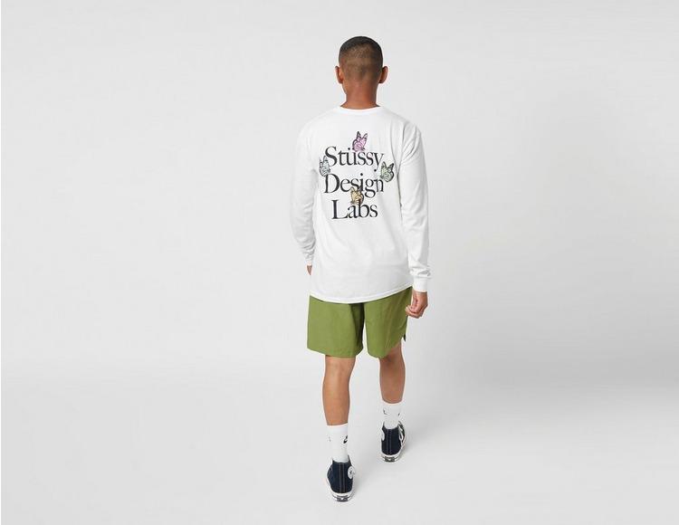 Stussy Long Sleeve Design Lab T-Shirt