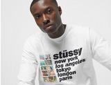 Stussy Long Sleeve Italic T-Shirt