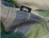 Stussy Rayon Plaid Shirt