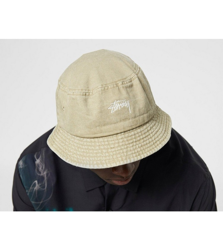 Stussy Washed Bucket Hat