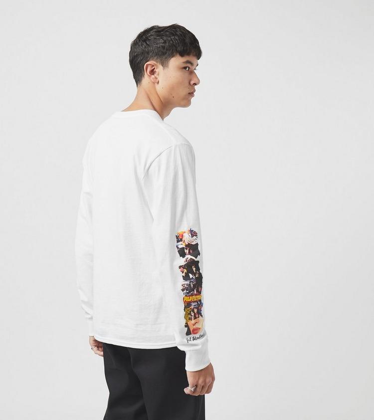 HUF x Pulp Fiction Collage Langærmet T-Shirt