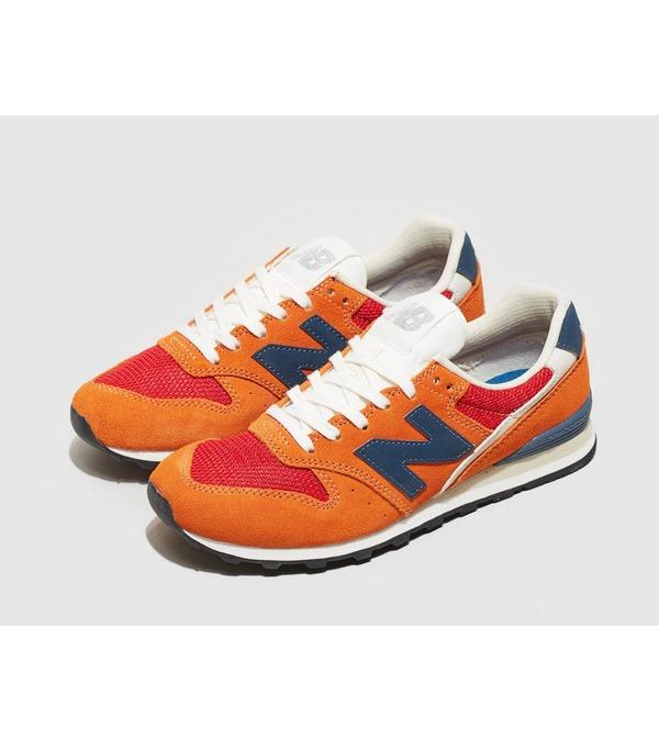 new balance 996 femme orange