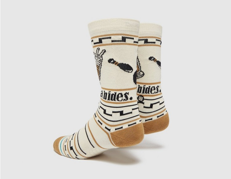 Stance x The Big Lebowski The Dude Sock