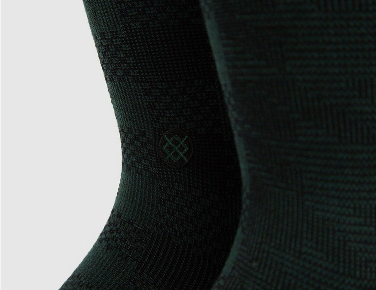 Stance Plaid Out Socks