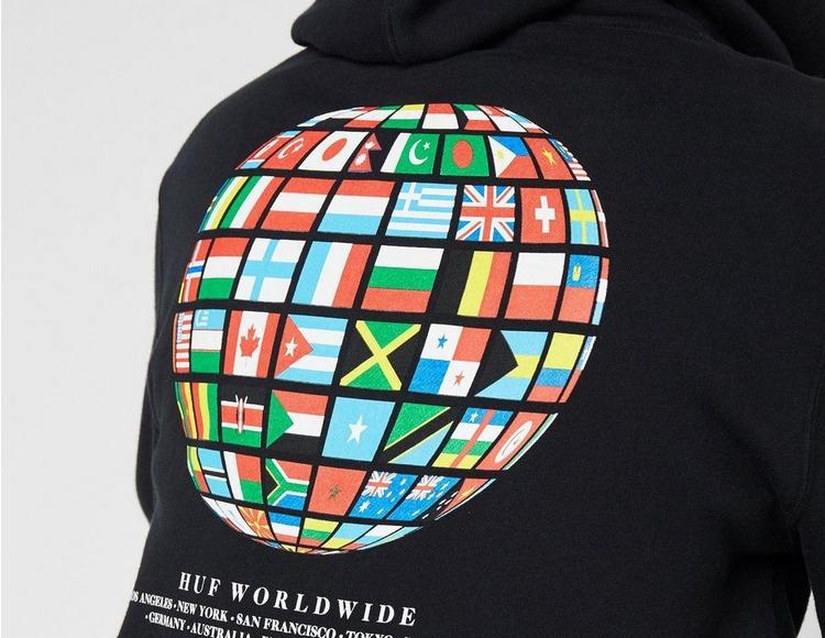 HUF Global Wave Hoodie