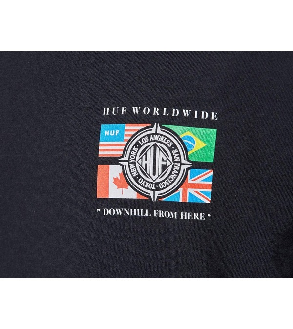 HUF Global Wave T-Shirt