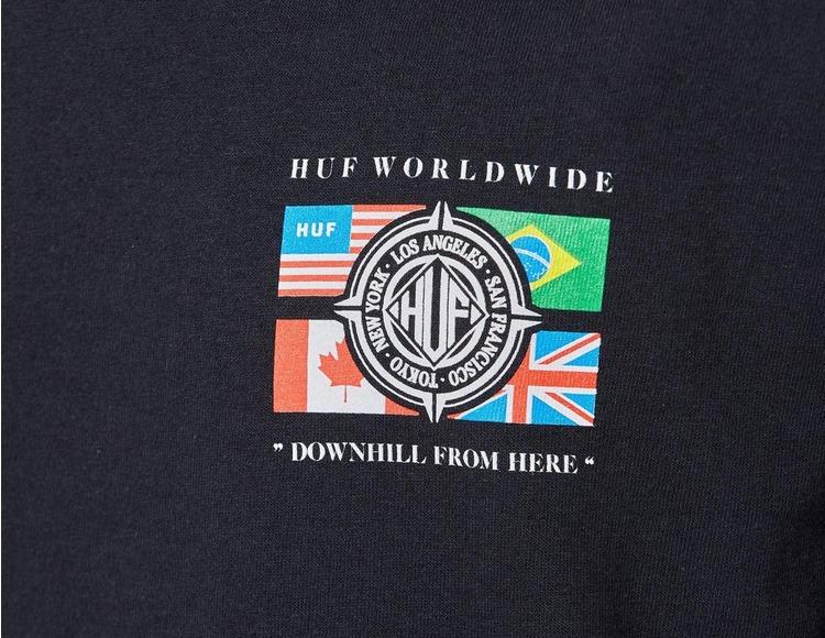 Huf Global Wave T-Shirt