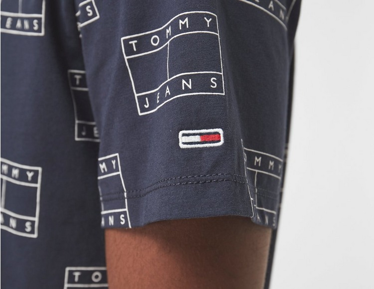Tommy Jeans All Over Logo T-Shirt