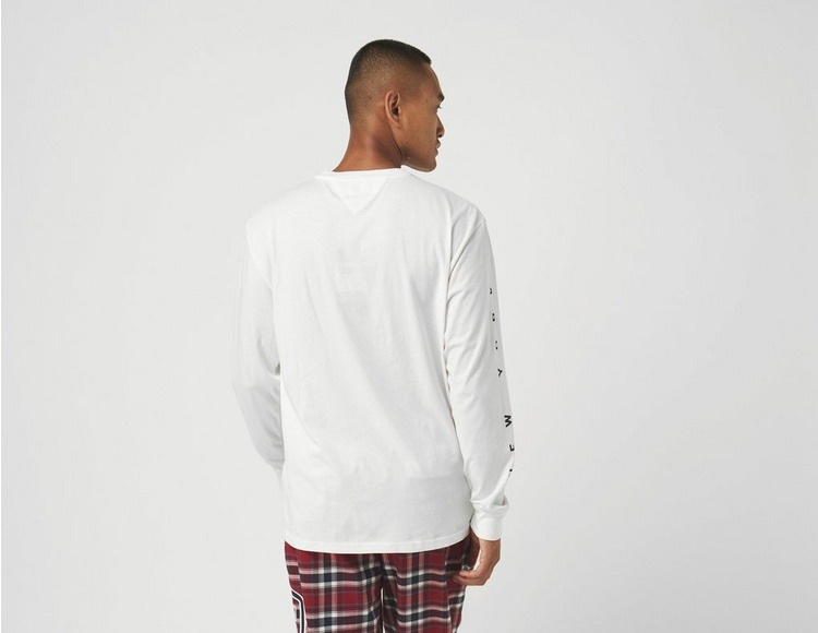 Tommy Jeans Long Sleeve Box T-Shirt