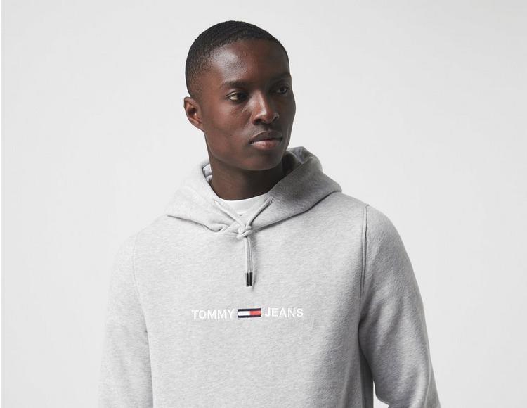 Tommy Jeans Fleece Logo Hoodie