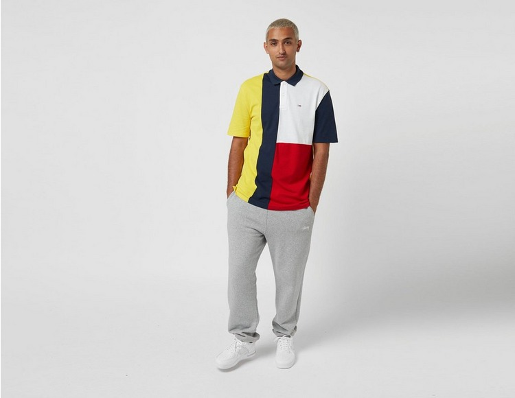 Tommy Jeans Polo Colour Blocked