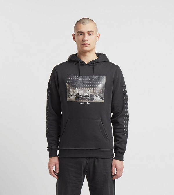 size? x WHP Stage Hoodie