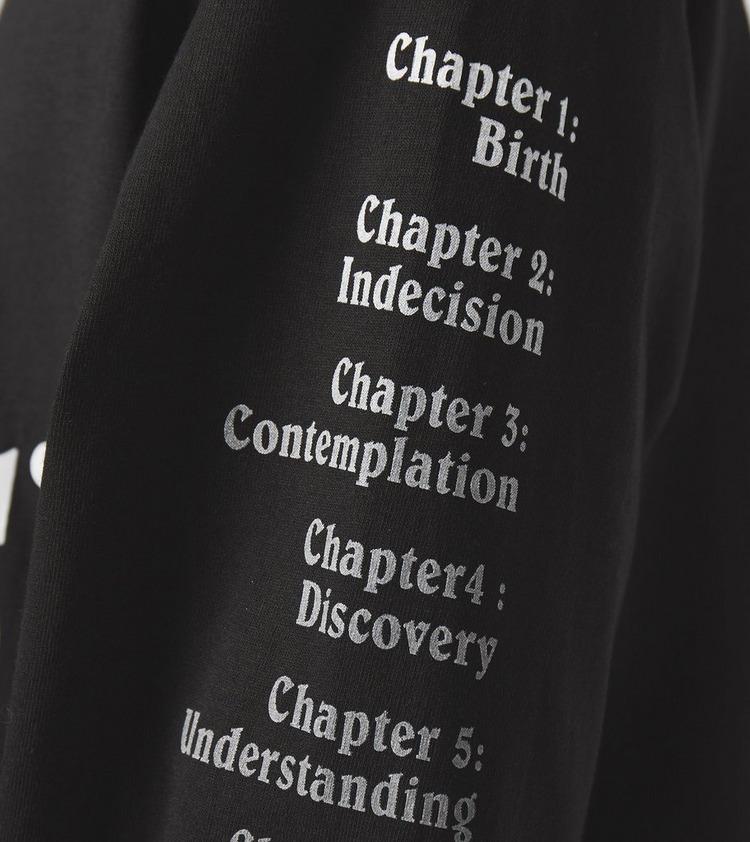 Pleasures Return Long-Sleeved T-Shirt
