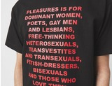 Pleasures Free Think T-Shirt