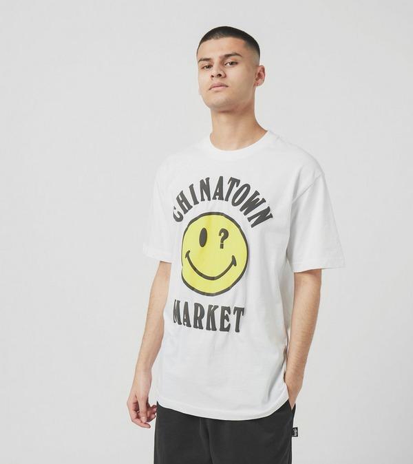 size? x Chinatown Market Smile T-Shirt