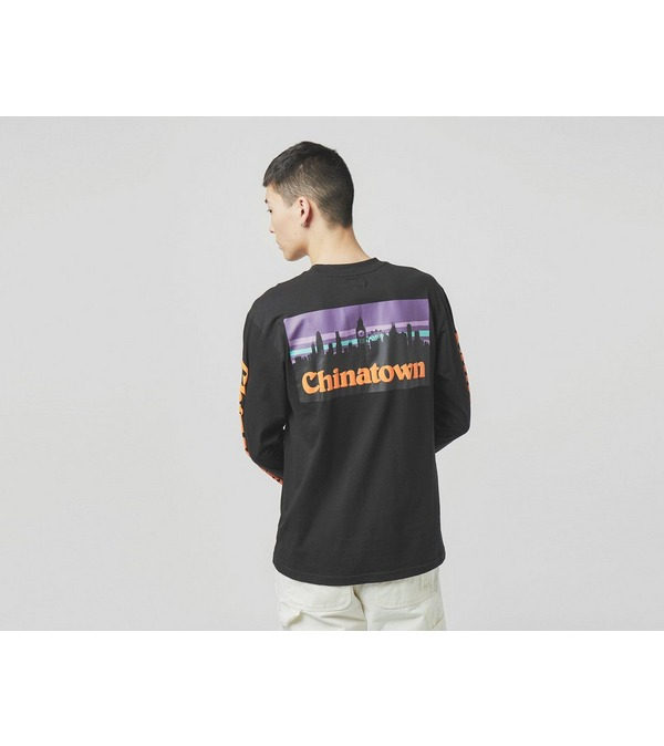 size? x Chinatown Market Long Sleeve T-Shirt