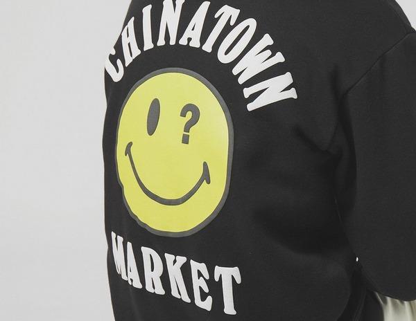 size? x Chinatown Market Smile Hoodie