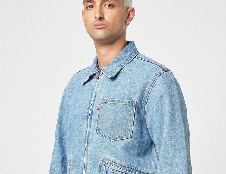 Levis Mechanic's Trucker Jacket