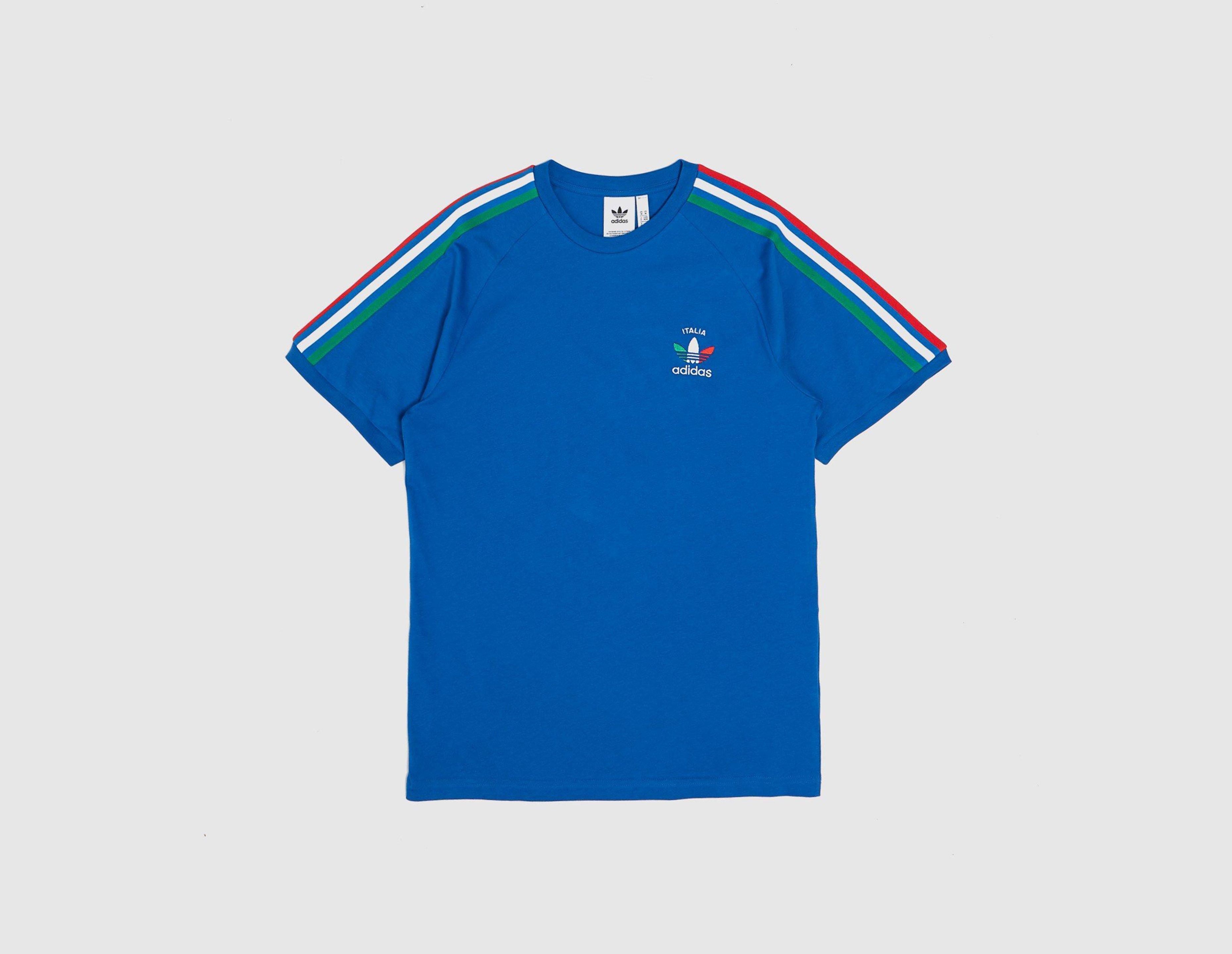 adidas italy t shirt