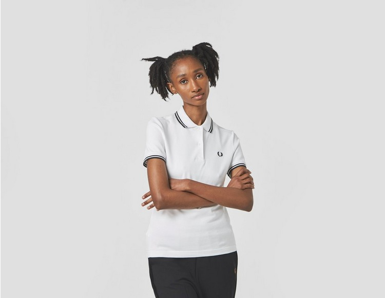 Fred Perry Twin Tipped Polo Shirt Women's
