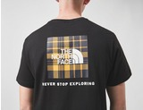 The North Face Red Box Plaid T-Shirt