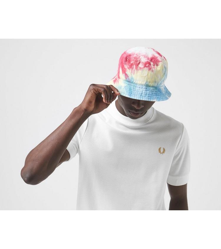 Fred Perry x size? 'Kaleidoscope' Bucket Hat