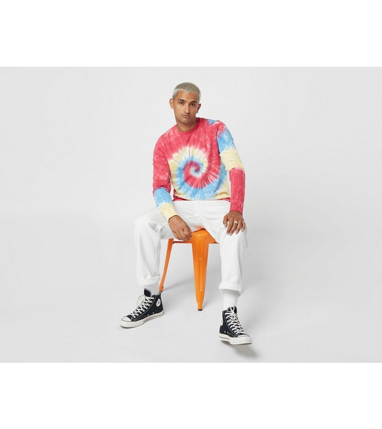 Fred Perry x size? 'Kaleidoscope' Long Sleeve T-Shirt