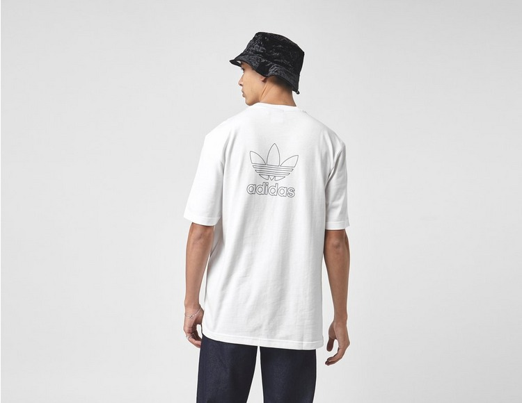 adidas Originals Trefoil Boxy T-Paita