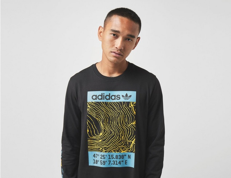 adidas Originals Long Sleeve Adventure T-Shirt