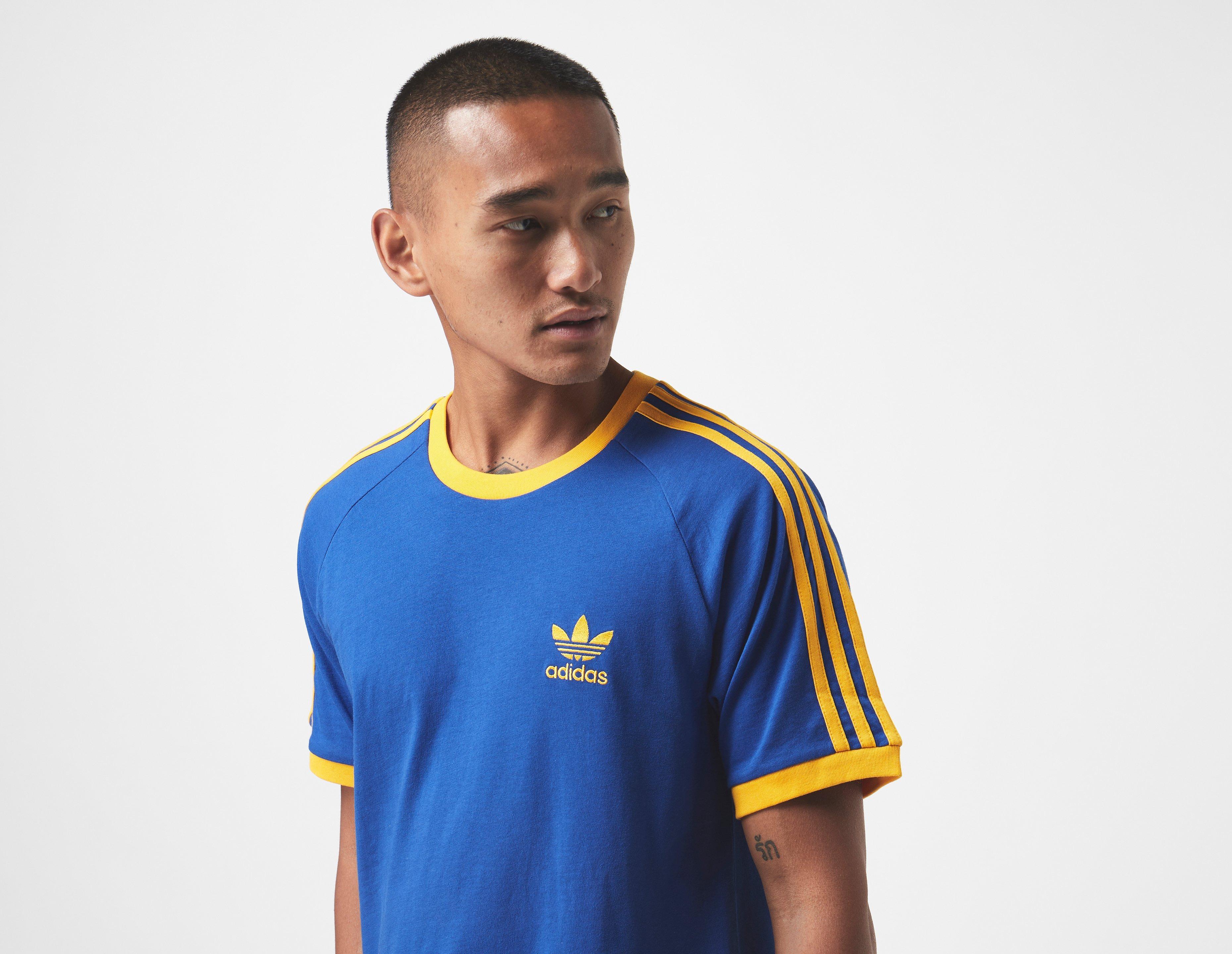 adidas Originals California 3 Stripes T Shirt | Size?
