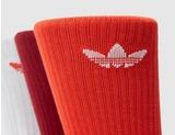 adidas Originals Crew 3 Pairs Sukat