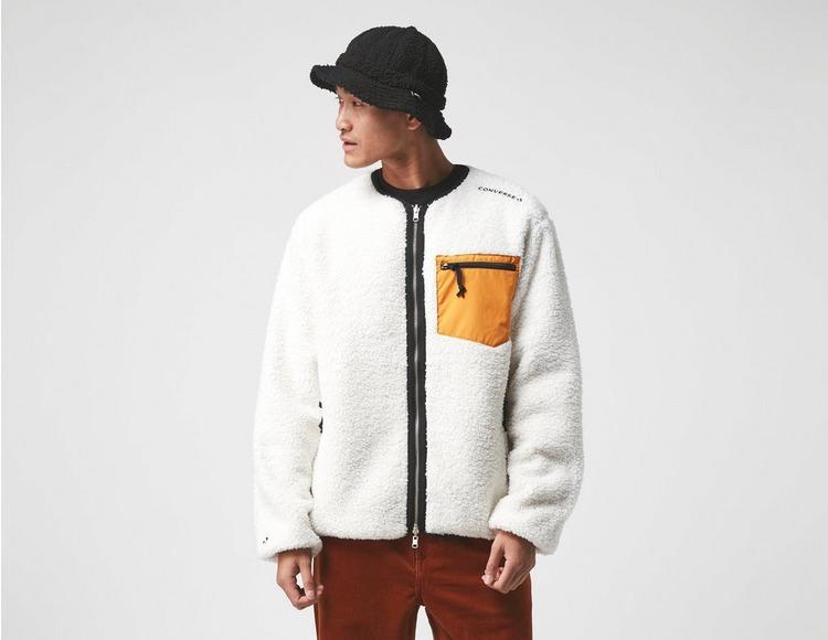 Converse Utility Reversible Sherpa Jacket