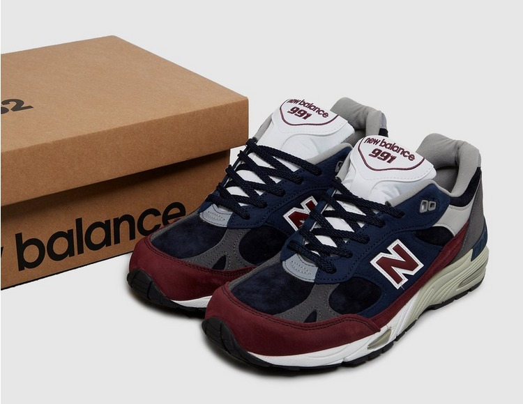 New Balance 911 Nu Block 'Made in UK'