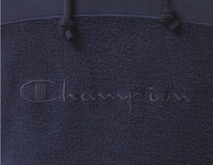 Champion Wash Panel Hættetrøje