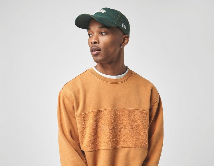 Champion Wash Panel Sweatshirt