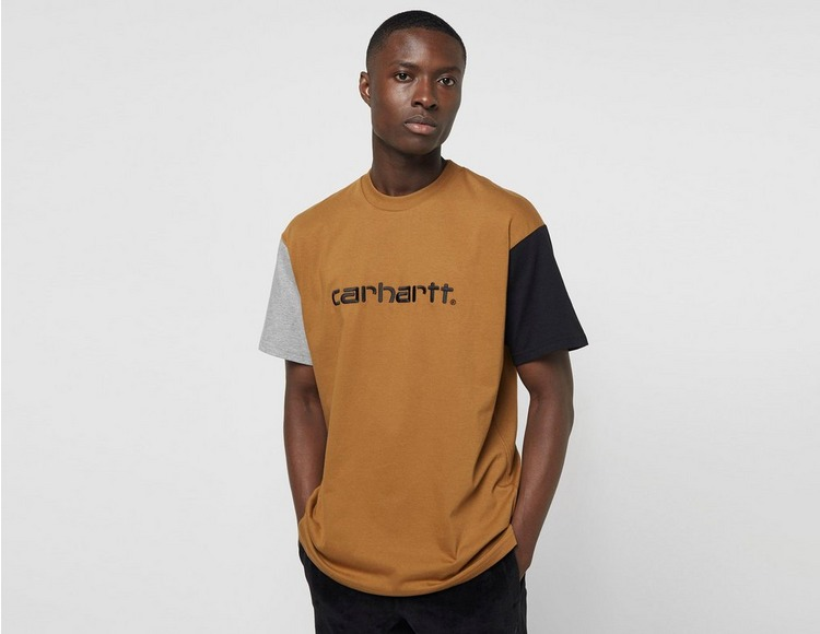 Carhartt WIP Maglietta Tri-Colour Script