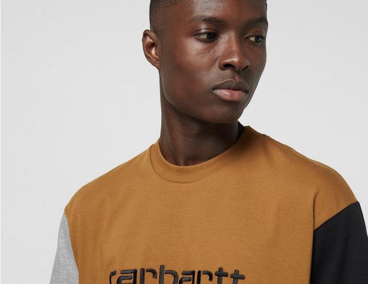 Carhartt WIP Tri-Colour Script T-Shirt