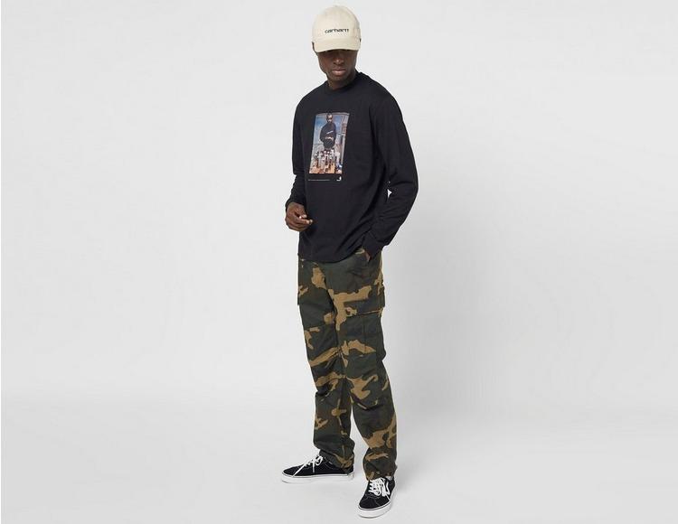 Carhartt WIP Long Sleeve 1998 Ad Jay One T-Shirt