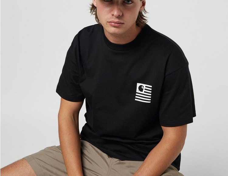 Carhartt WIP Wave State Flag T-Shirt
