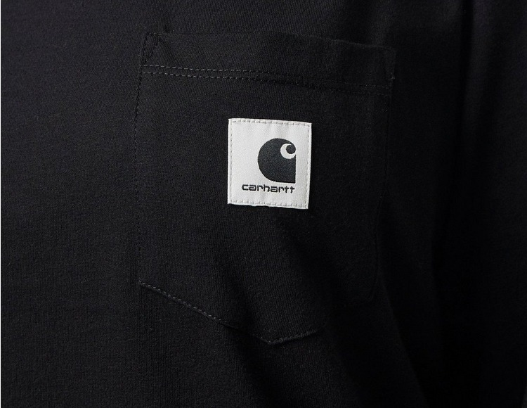 Carhartt WIP T-Shirt Manches Longues Pocket Femme