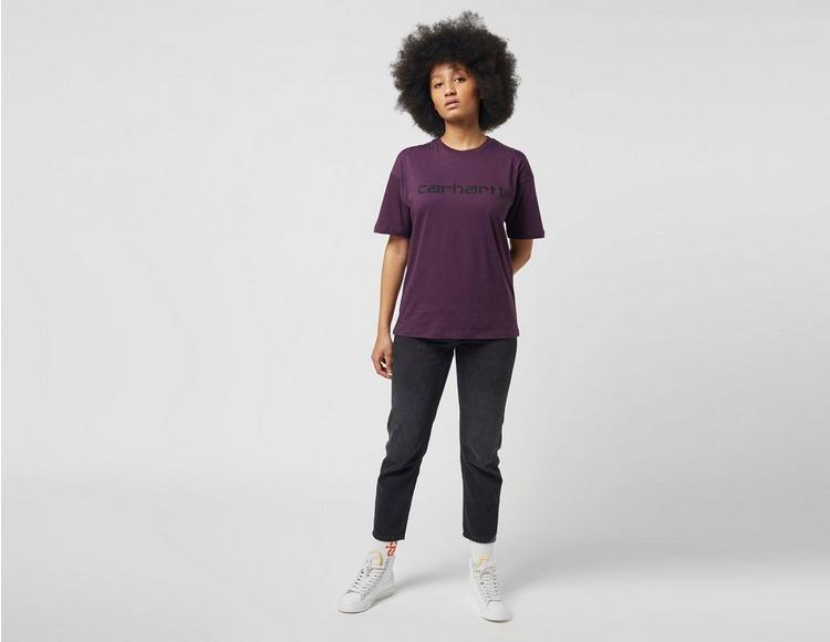 Carhartt WIP T-Shirt Script Femme