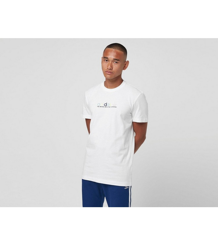 adidas Originals Colour Smash T-Shirt Men's