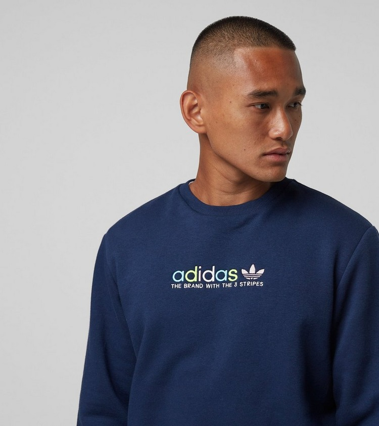 adidas Originals Colour Smash Crew Sweatshirt
