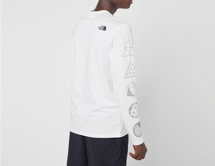 The North Face Long Sleeve Geodome T-Shirt