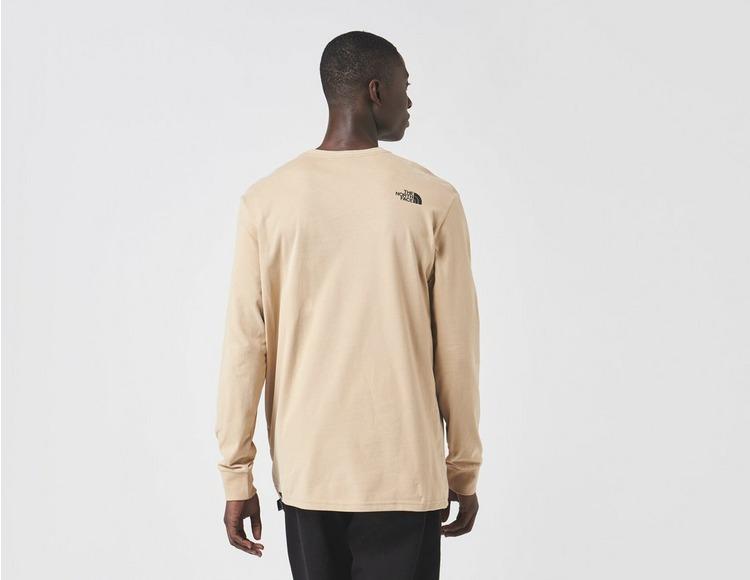 The North Face T-Shirt Manches Longues Boruda