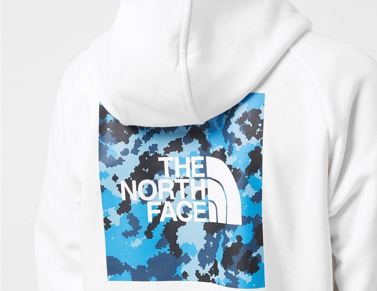 The North Face Ragalan Red Box Hoodie